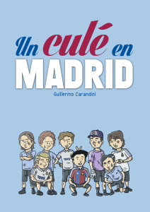 Cómic un cule en madrid