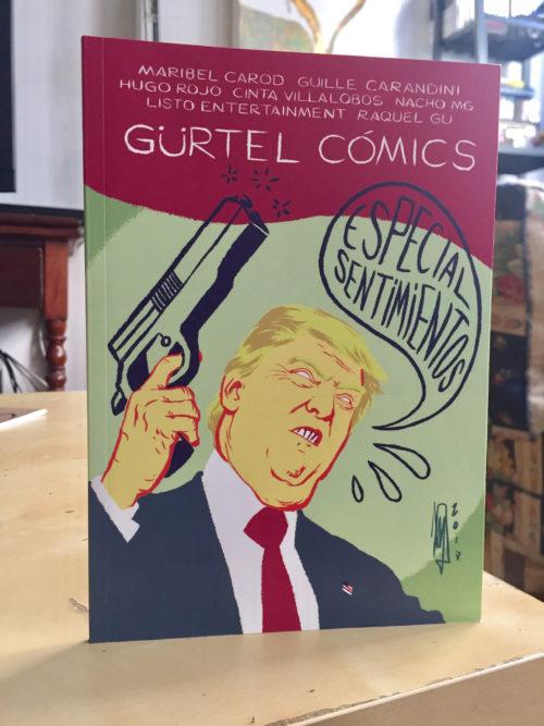 gurtel comics fanzine